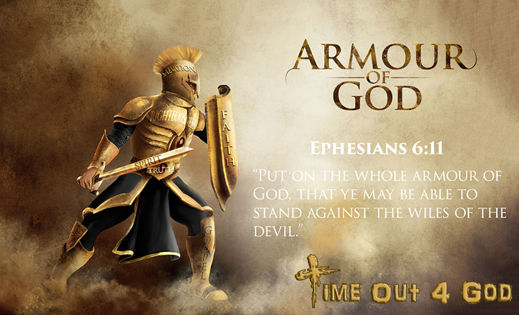 the disciple the armour of god