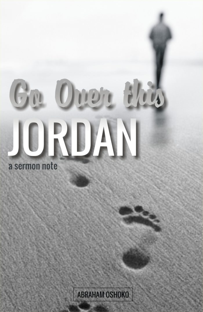 go over this jordan