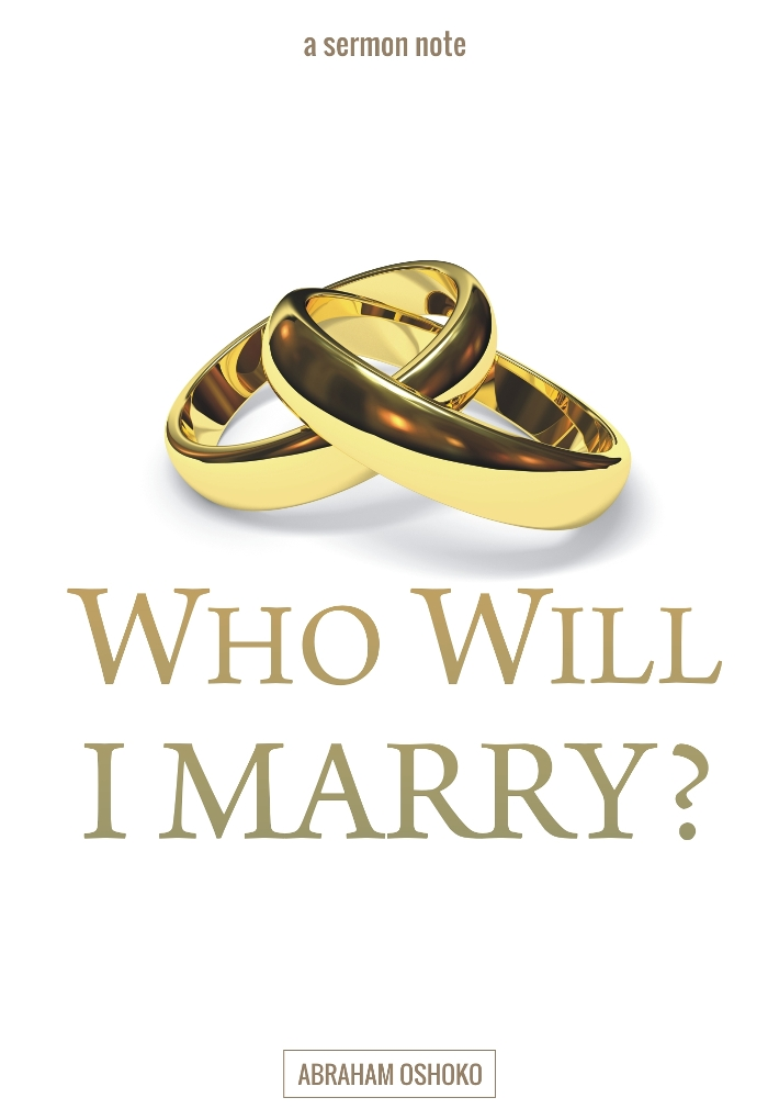 Who Will I Marry?